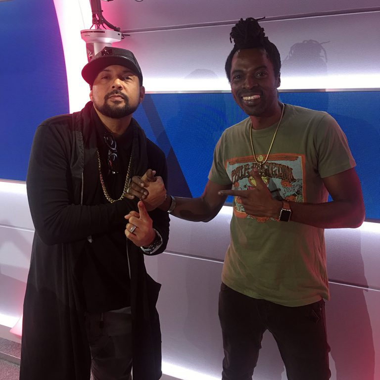 Reggae Recipe – Sean Paul Interview
