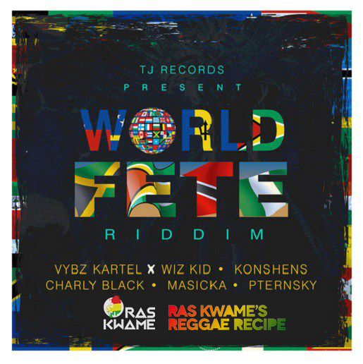 Ras Kwame Reggae Recipe – World Fete Riddim Quick Jugglin'