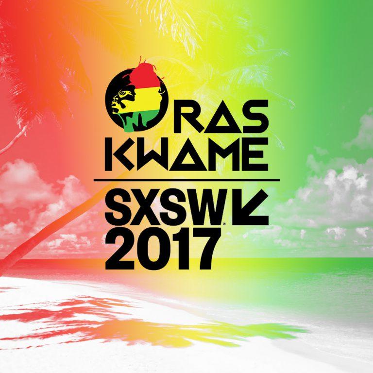 Ras Kwame at SXSW 2017