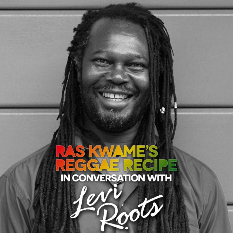 #ReggaeRecipe – In Conversation With Levi Roots