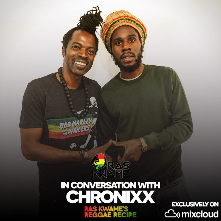 #ReggaeRecipe – In Conversation with Chronixx