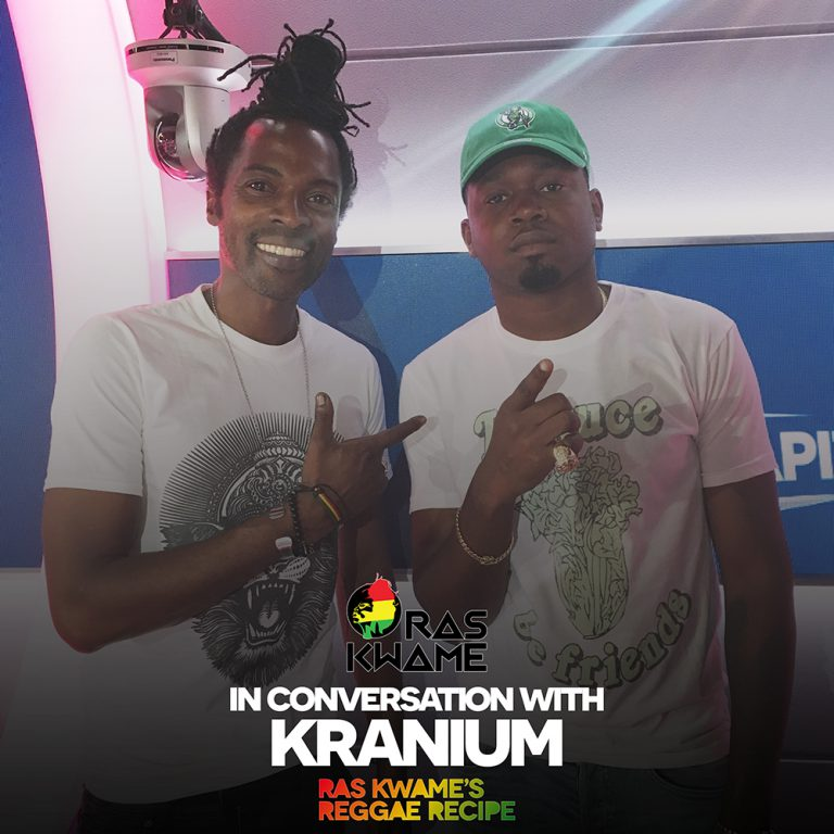 #ReggaeRecipe – In Conversation with Kranium