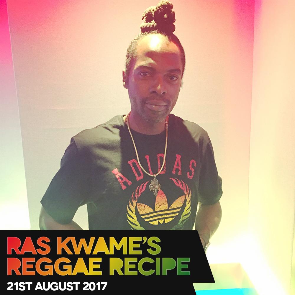 #ReggaeRecipe 21/08/17
