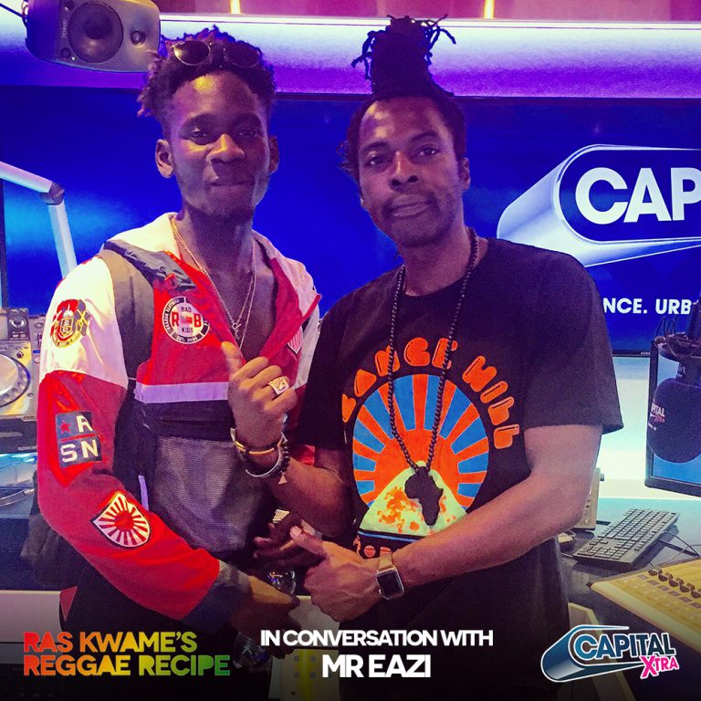 #ReggaeRecipe – In Conversation with Mr Eazi