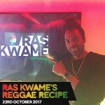 #ReggaeRecipe 23/10/17