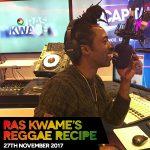 #ReggaeRecipe 27/11/17