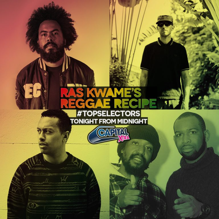 #ReggaeRecipe – Top Selectors