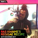 #ReggaeRecipe Boxing Day Special Part 1