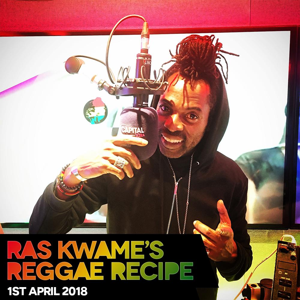 #ReggaeRecipe 01/04/18