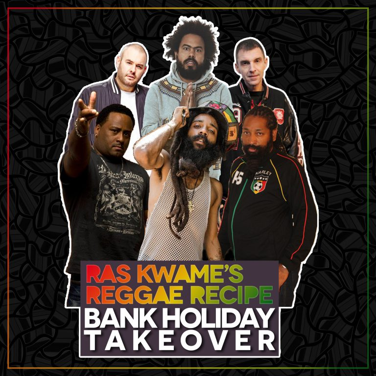 Reggae Dancehall Takeover this Monday on Capital XTRA!