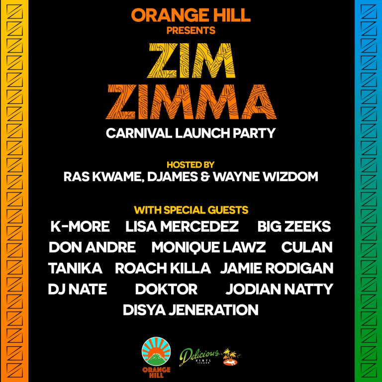 Orange Hill presents Zim Zimma!