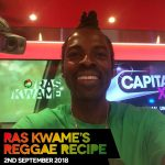 #ReggaeRecipe 02/09/18